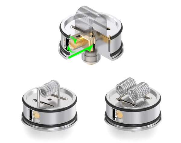 Vandy Vape Mesh 24mm Postless RDA