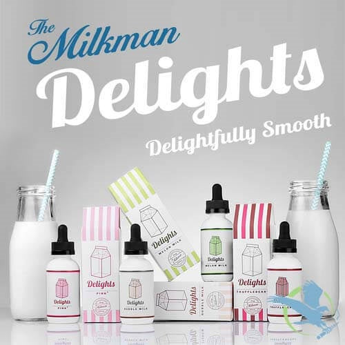The Milkman Delights 60mL E-Liquid