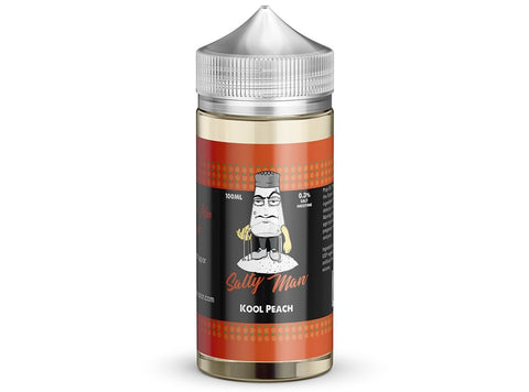 Salty Man 30mL 5% Nicotine Salt E-Liquid