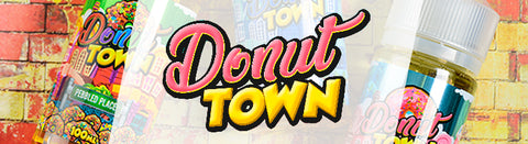 Donut Town 100mL E-Liquid