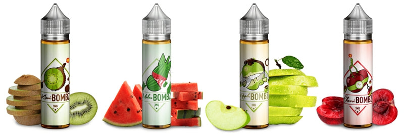 BOMBZ 60mL E-Liquid