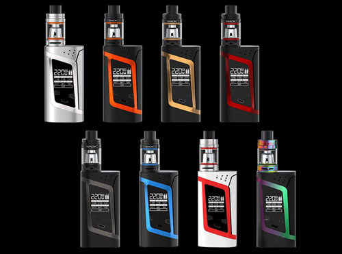 SMOK Alien 220W TC & TFV8 Baby Beast 3mL Starter Kit