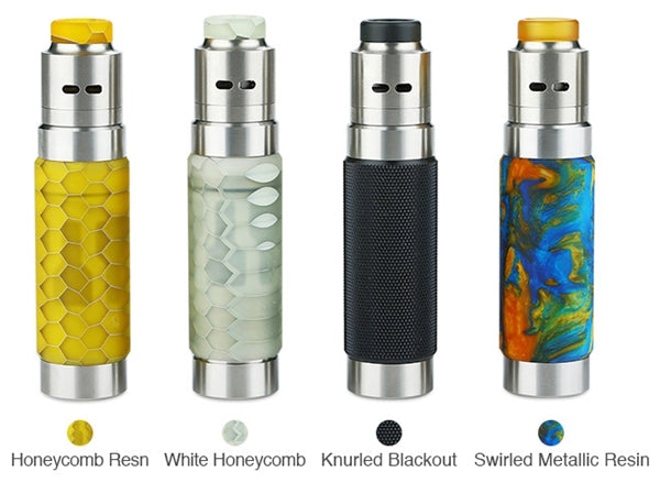 WISMEC Reuleaux RX Machina 20700 Mechanical Mod & Guillotine RDA Kit