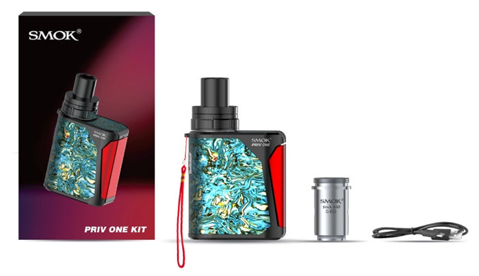 SMOK Priv One 60W All-In-One Starter Kit