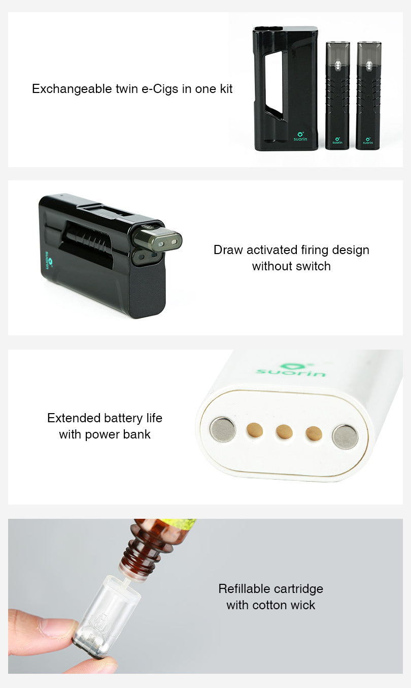 Suorin iShare Ultra Portable Starter Kit