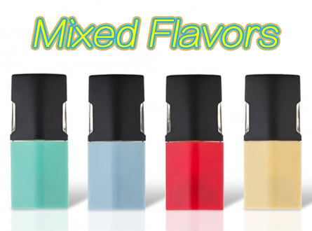 PHIX Replacement Pods - 1.5mL 5% Nicotine (4pcs)