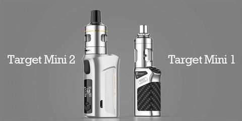Target Mini 2 Kit 50W with VM Tank - Vaporider