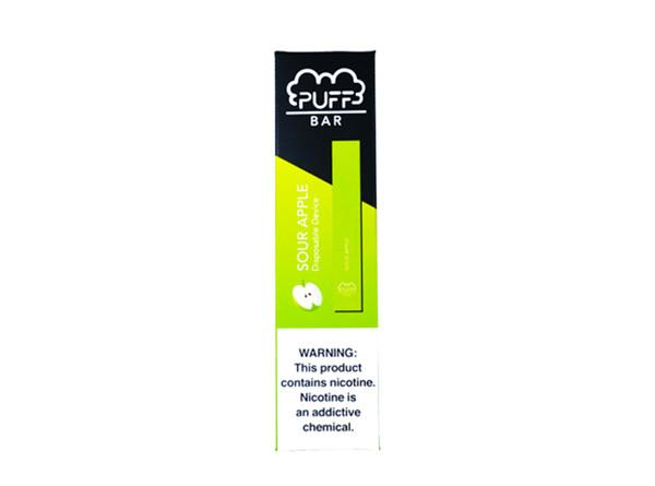 Puff Bar Disposable Pod Device - Vaporider