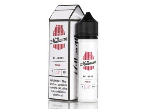 The Milkman Delights 60mL E-Liquid - Vaporider
