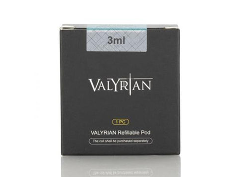 Uwell Valyrian Replacement Empty Cartridge