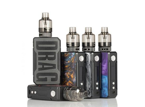 VOOPOO Drag 2 Refresh 177W TC Kit with PNP Tank - Vaporider