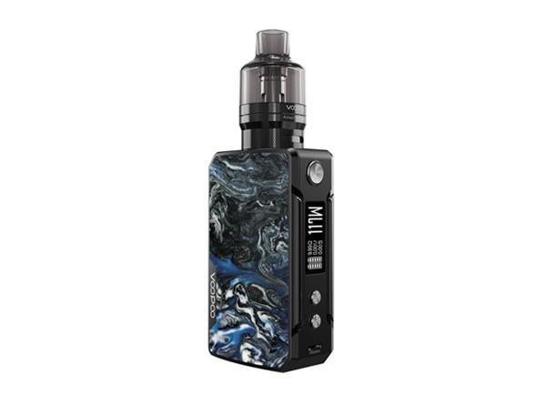 VOOPOO Drag Mini Refresh Edition 117W TC Kit with PNP Tank - Vaporider