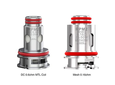 SMOK RPM 2 Replacement Coils (5pcs)