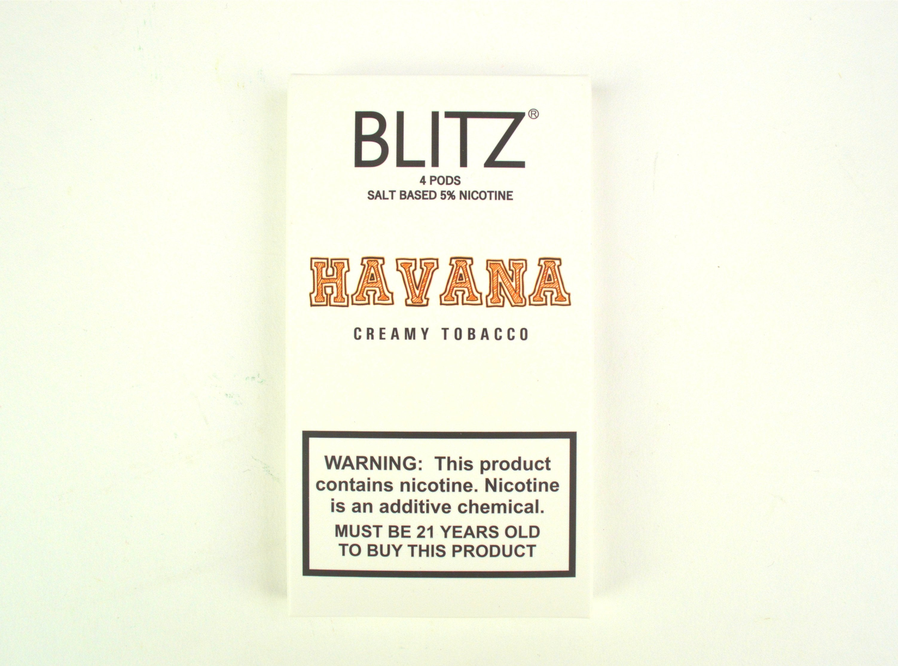 Blitz Nicotine Salt Pods for Juul - Vaporider