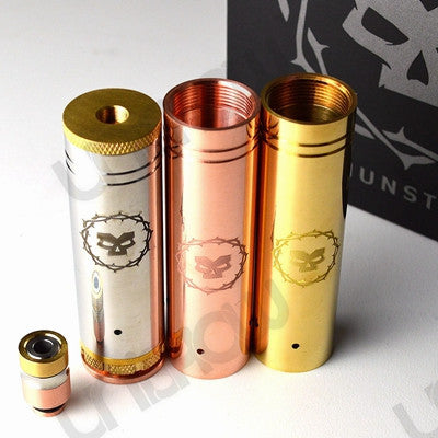 Munstro 18650 / 18500 Mechanical Mod (3-Tube Set) - Tesla