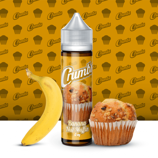 Crumbs 60ML E-Liquid - Vaporider