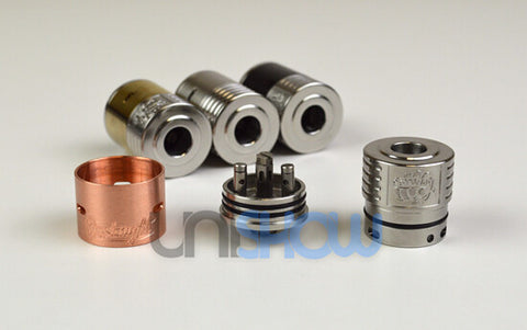 Onslaught Rebuildable Dripping Atomizer - Tobeco(Buy 1 Get 1 Free) - Vaporider