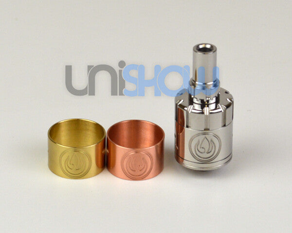 Pyrro Styled Rebuildable Dripping Atomizer(Buy 1 Get 1 Free) - Vaporider