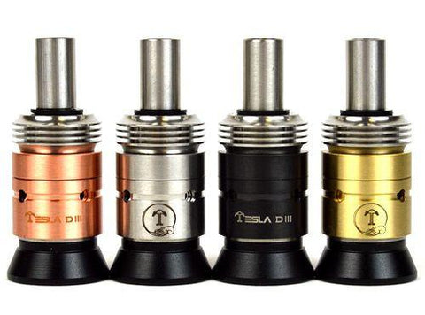 Tesla DIII 22mm RDA (Buy 1 Get 1 Free)