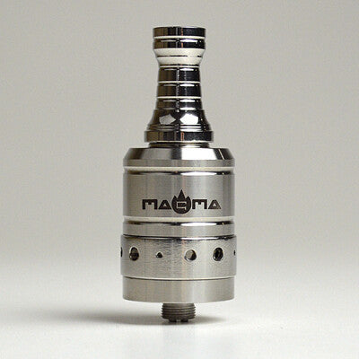 Magma Style Rebuildable Dripping Atomizer (Buy 1 Get 1 Free) - Vaporider