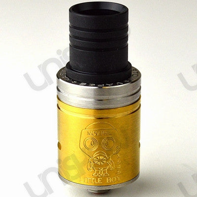 Little Boy Wide Bore RDA Clone (Buy 1 Get 1 Free) - Vaporider