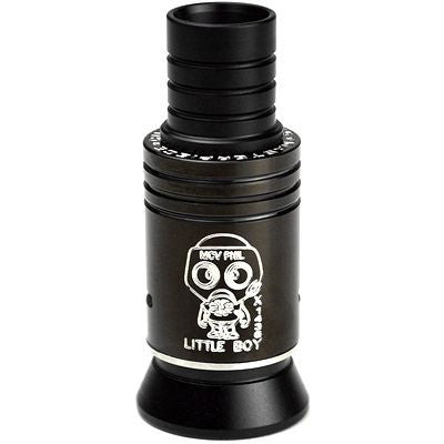 Tesla Little Boy Wide Bore RDA Clone