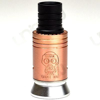 Tesla Little Boy Wide Bore RDA Clone - Vaporider
