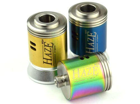 Haze RDA Clone - Single Top Cap (Buy 1 Get 1 Free) - VapoRider