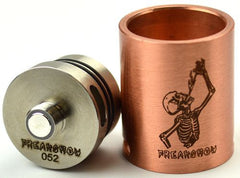 Freakshow RDA with Wide Bore 2-In-1 Top Cap - Vaporider