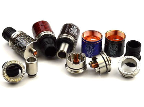 Carbon Fiber Little Boy RDA (Buy 1 Get 1 Free) - Vaporider