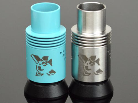 Doge X Rebuildable Dripping Atomizer (Buy 1 Get 1 Free) - Vaporider
