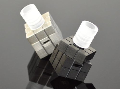Rubik Cube Rebuildable Dripping Atomizer Clone (Buy 1 Get 1 Free)