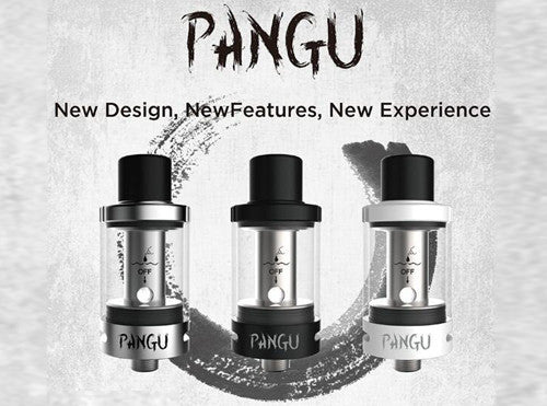 Kanger Pangu 3.5mL Tank (Sweep Out Sale) - Vaporider