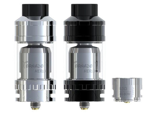 IJOY Tornado Hero 5.2mL 25mm Sub Ohm RTA - Vaporider