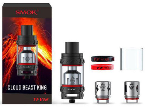 SMOK TFV12 Cloud Beast King 6mL Sub Ohm Tank - Vaporider
