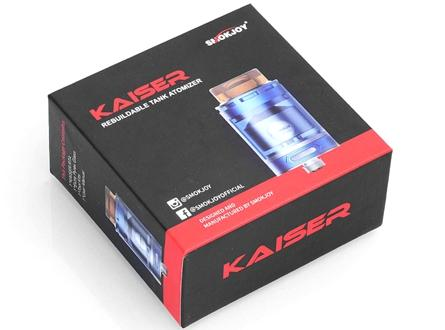 SMOKJOY Kaiser 3mL RTA