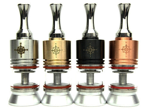 Aquilo Style Genesis Rebuildable Atomizer (Buy 1 Get 1 Free) - Vaporider