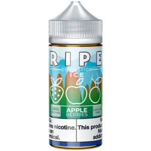 Ripe Collection on Ice 100mL E-Liquid - Vaporider