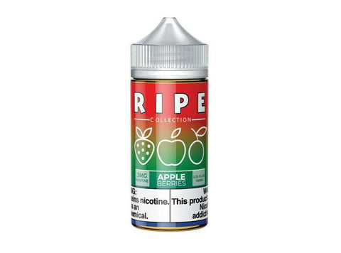 Ripe Collection 100mL E-Liquid - Apple Berries - Vaporider