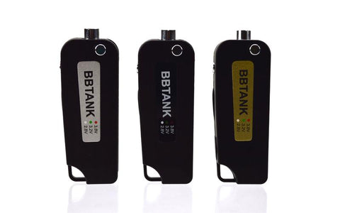 Dry Herb & Concentrate Vaporizer