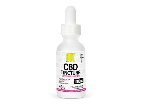 Bolt 30ML CBD Tincture 1000MG/2000MG - Vaporider