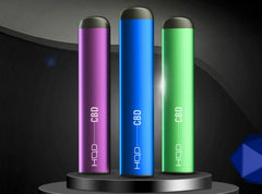 HQD 250MG CBD Disposable Vape - Vaporider