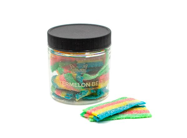 Mile High Cure 500MG/1000MG Gummies