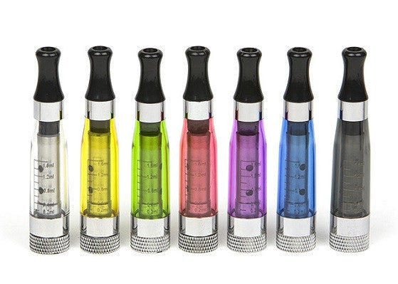 CE5+ Rebuildable Clear Atomizer (Set of 4) - Vaporider