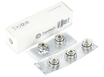 Joyetech MG 0.5Ω Ceramic/Kanthal Clapton Coils for ULTIMO Tank (5pcs) - Vaporider
