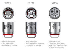 SMOK TFV12 Cloud Beast King Tank Coils (3pcs)