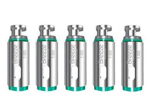 Aspire Breeze 2 U-Tech Coils (5pcs) - Vaporider