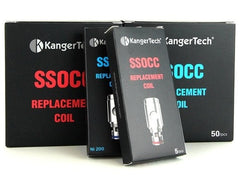 Kanger SSOCC for SUBTANK/TOPTANK/SUBVOD/Protank 4/NEBOX/K-KISS/K-PIN (5pcs)