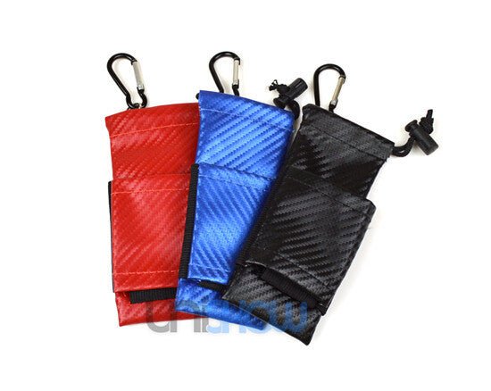 Tobeco Double-Layer Drawstring Storage Pouch Bag for E-Cigarettes - Vaporider