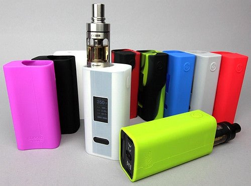 Silicone Sleeve for Cuboid 200W TC Mod - Vaporider